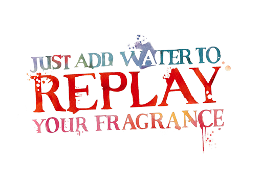 Replay your fragrance